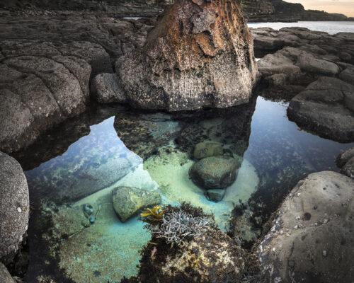 Figure 8 pools, Royal National Park Australia