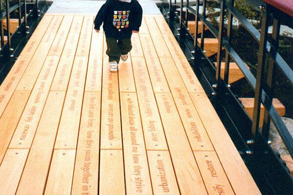 streams of consciousness J loukes park 2002 KeKERR