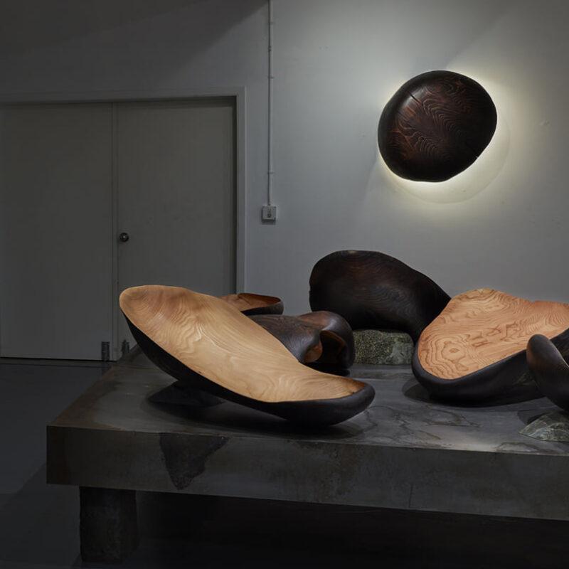 Mytili and Mercaranias in the Atelier.