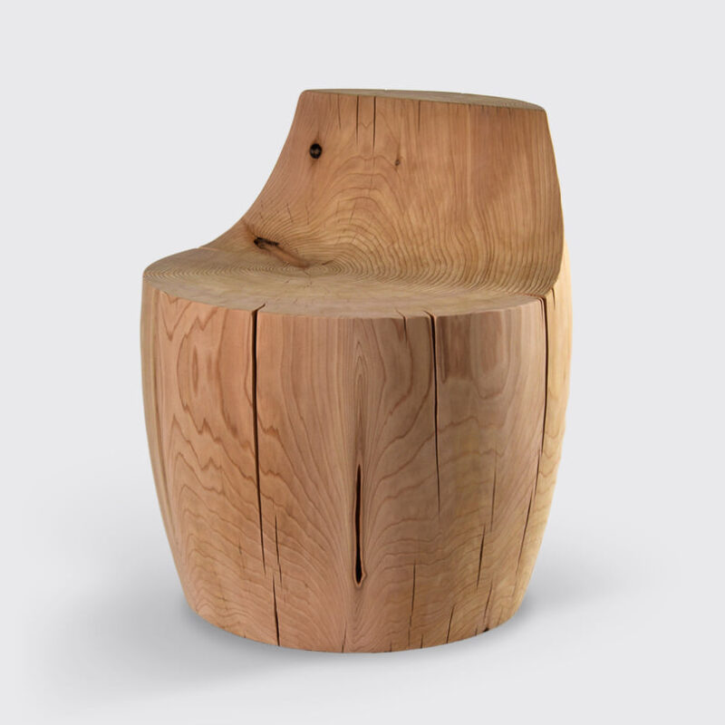 The Chelsea stool is pictured against a white background.