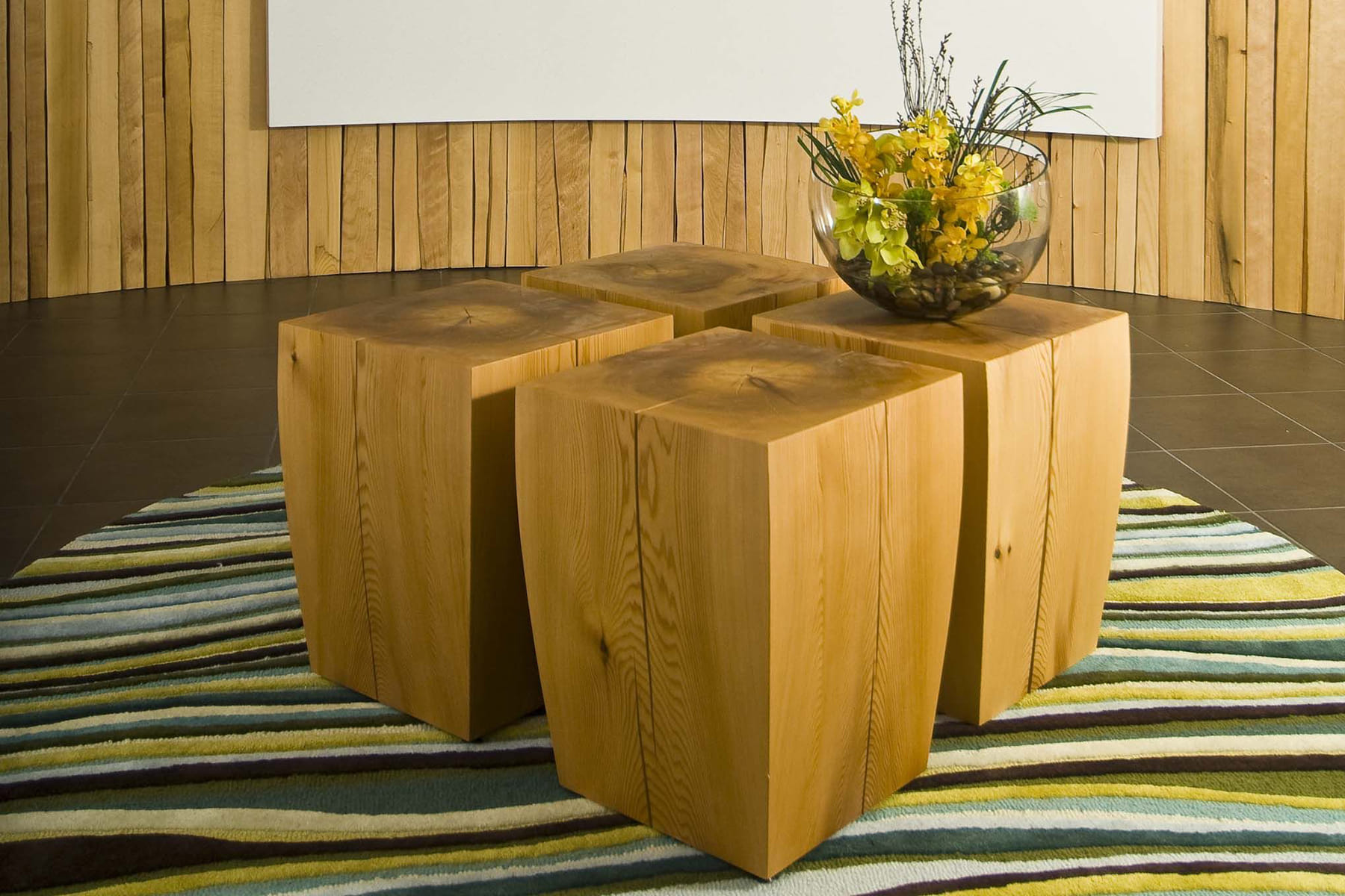 Sante Spa Bud Tables